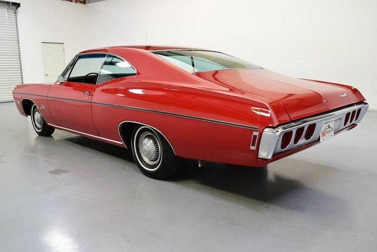 1968 Chevrolet Impala for sale #2028467 - Hemmings Motor News #chevroletclassiccars
