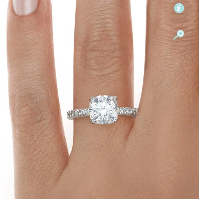 Tiffany Diamond Ring  Carat