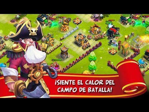 Juego Castillo Furioso: Castle Clash - para cualquier Celular y Tablet A...