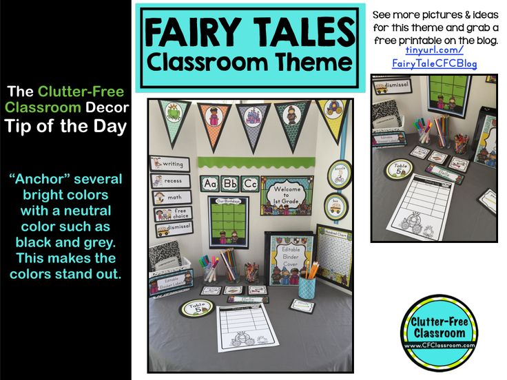 Neutral Classroom Decor : Best images about fairy tale classroom theme on pinterest