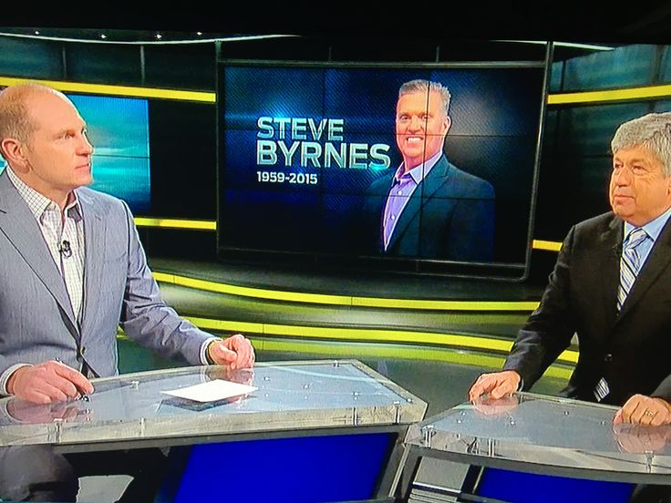 Adam Alexander and Mike Joy pays tribute to the late Steve