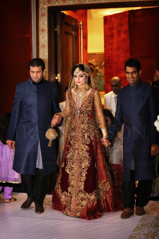 116 best nilofer shahid designs images on pinterest for Dress for my brothers wedding