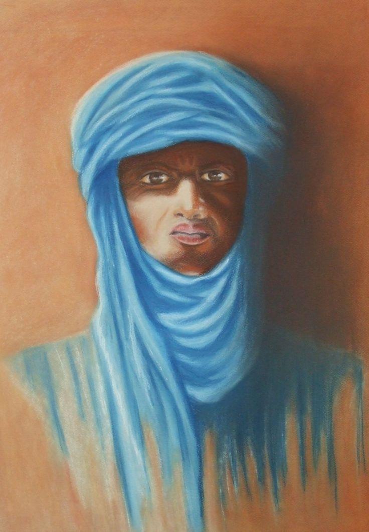 Tuaregue  de Noémia Tomás