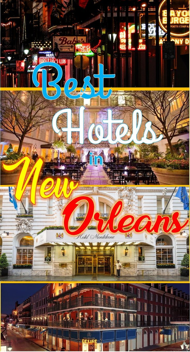 New Orleans is a place for many things to a variety of people. But it's truly a magical travel destination. From the bustling French Quarters to sizzling views of Mississippi, New Orleans is certainly a vacation jewel. We present here some of the best hotels in New Orleans