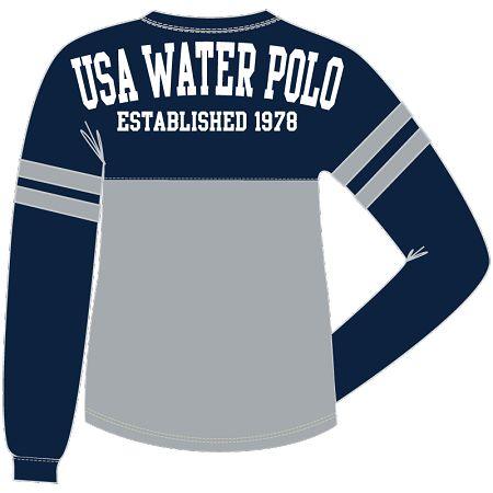 USA Water Polo Spirit Shirt