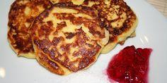 Hvis du har en rest risengrød, så bliver du simpelthen nødt til at lave disse klatkager.