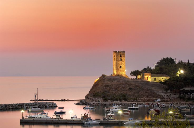 St Paul tower - N. Fokea, Kassandra, Halkidiki, Greece