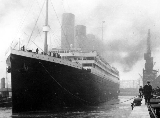 タイタニック号沈没の原因は火災?  新説が浮上