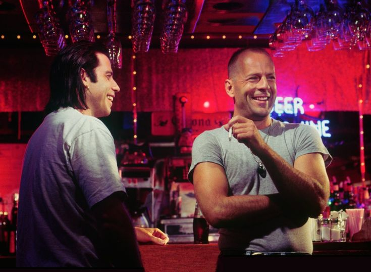 The Making of Pulp Fiction is Stills, Snapshots, and Script Pages.