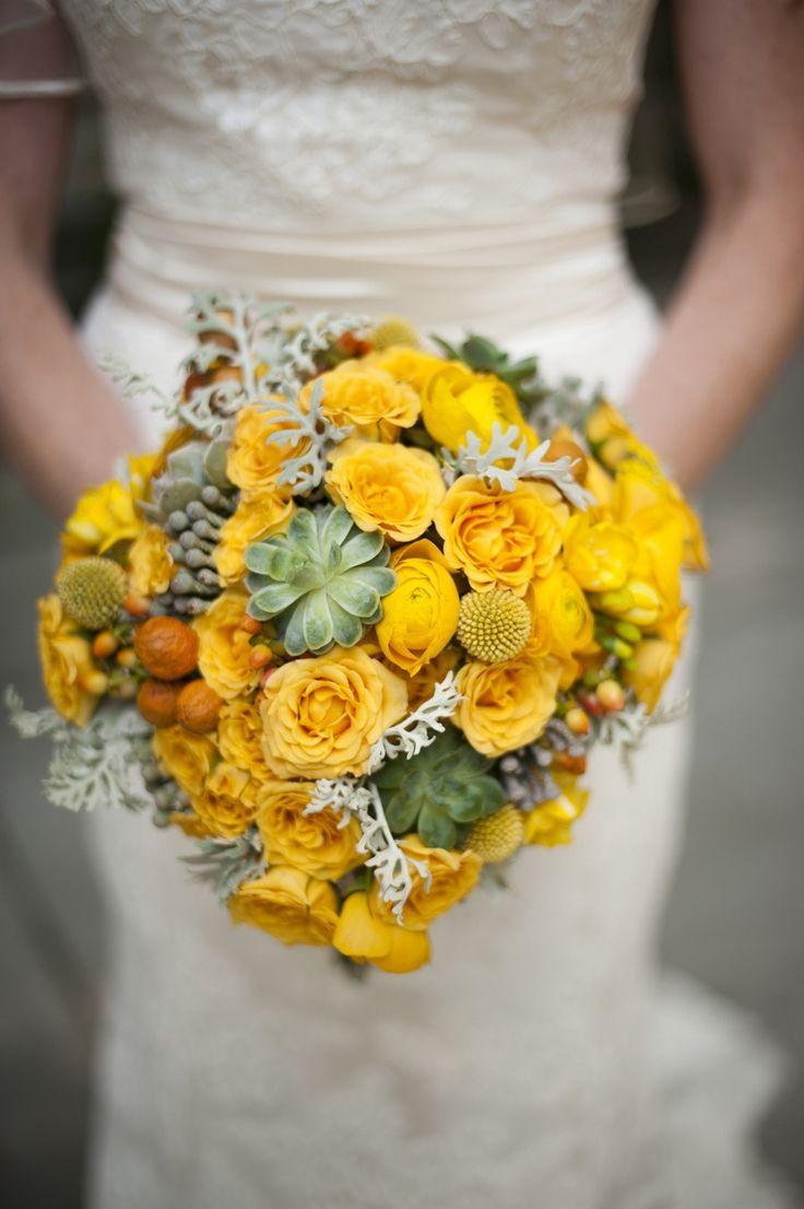 119 best yellow power wedding images on pinterest yellow 10 charming yellow flowers for weddings izmirmasajfo