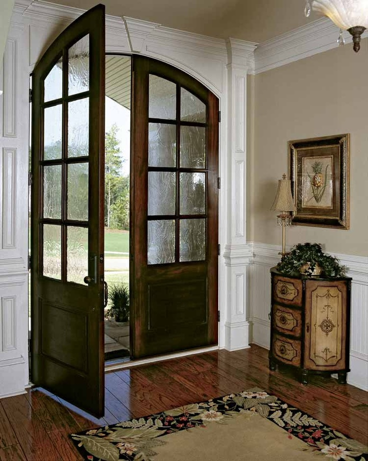 Awesome front doors I would love this