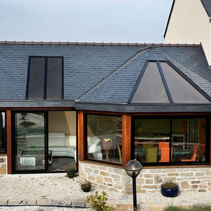 18 best Ambiances images on Pinterest Home ideas, Arquitetura and - agrandissement maison nouvelle loi