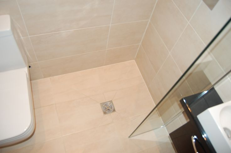Smallest wet room ever - when there is a will, there is a way! | realistic refurbishment services