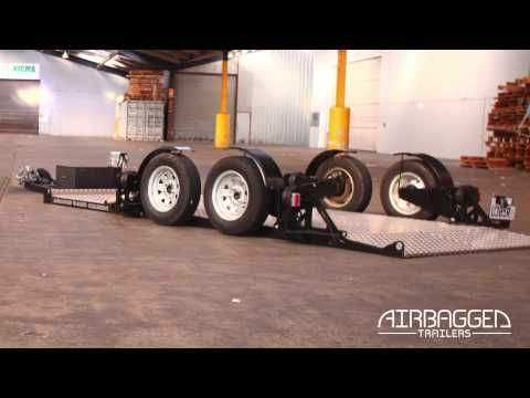 Super smart design. Airbagged Trailers Introduction Video