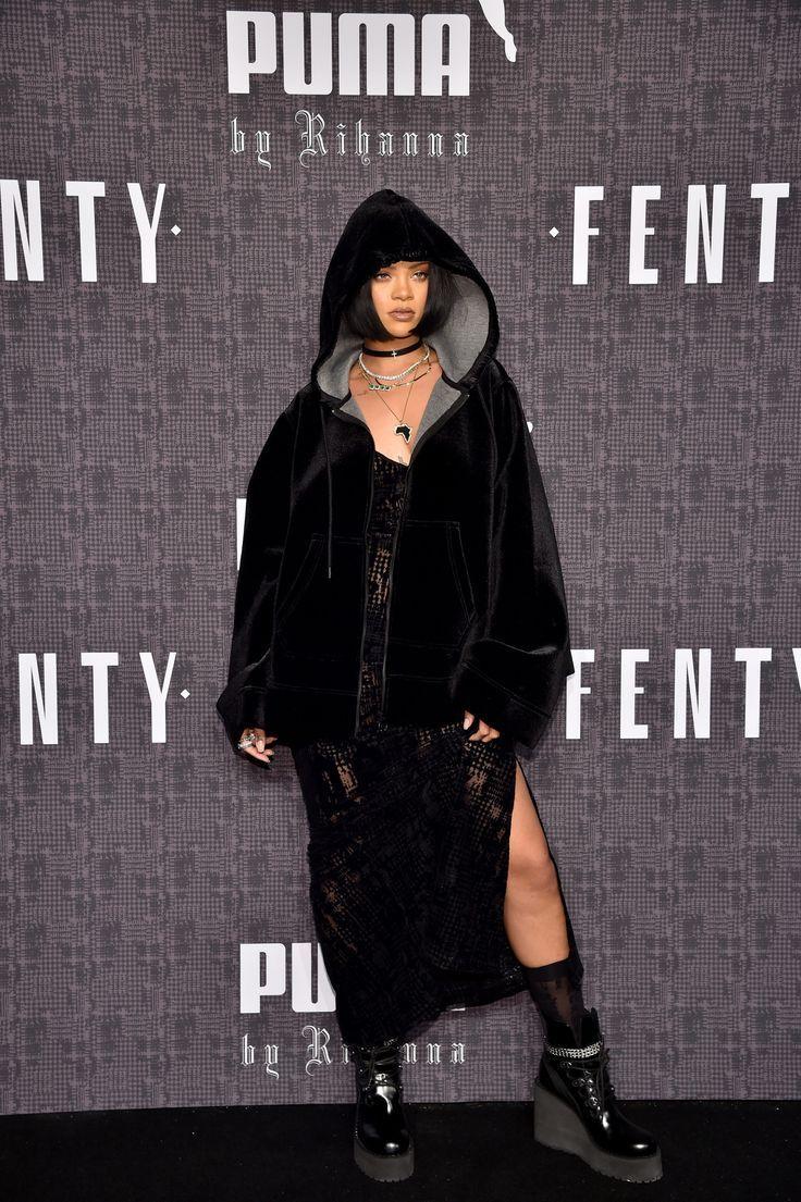 d6b0a6ac0cd  benitathediva Rihanna Fenty x Puma NYFW Fashion week