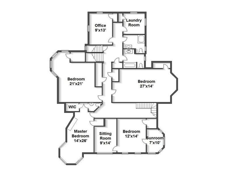 17 best images about pretty as a picture on pinterest for Mini mansion house plans