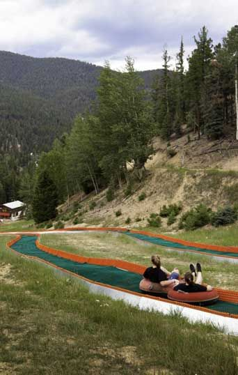 At the Ski Area | Red River, New Mexico