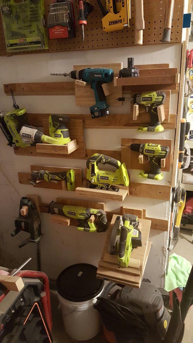 Garage Organization Ideas Diy How To Build