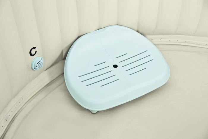 Installez-vous confortablement dans votre spa gonflable PureSpa Intex grâce au…