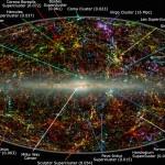 Karanlık Maddenin Sırları 2 >> Kainatta sonsuz sayıda evren var ve her şeyin sonu Büyük Yırtılma ile gelecek  Avrupa Uzay Ajansı ESA'nın geliştirdiği uzay gözlemevi Planck, evrenin doğumundan kalan ışığa, evreni meydana getiren Büyük Patlamanın izlerine, aslında uzayın bebekliğine baktı: Evrenimiz tahminlerden 80 milyon yıl yaşlı. Ve Karanlık Madde miktarının fazla, Karanlık Enerji oranının ise biraz düşük çıkması nedeniyle uzay boşluğu da öngörülenden daha yavaş genişliyor.