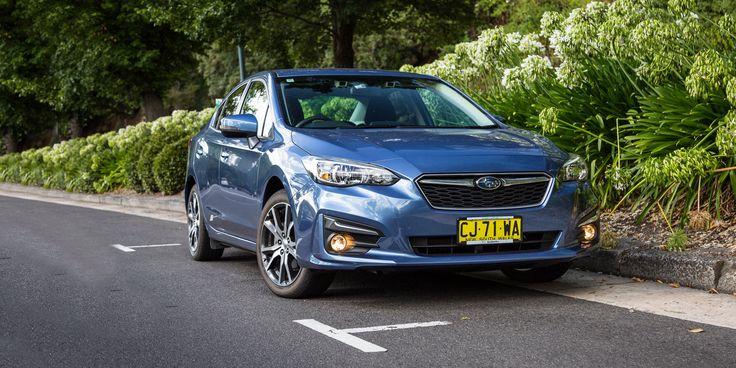 2017 Subaru Impreza 2.0i-L sedan review | CarAdvice