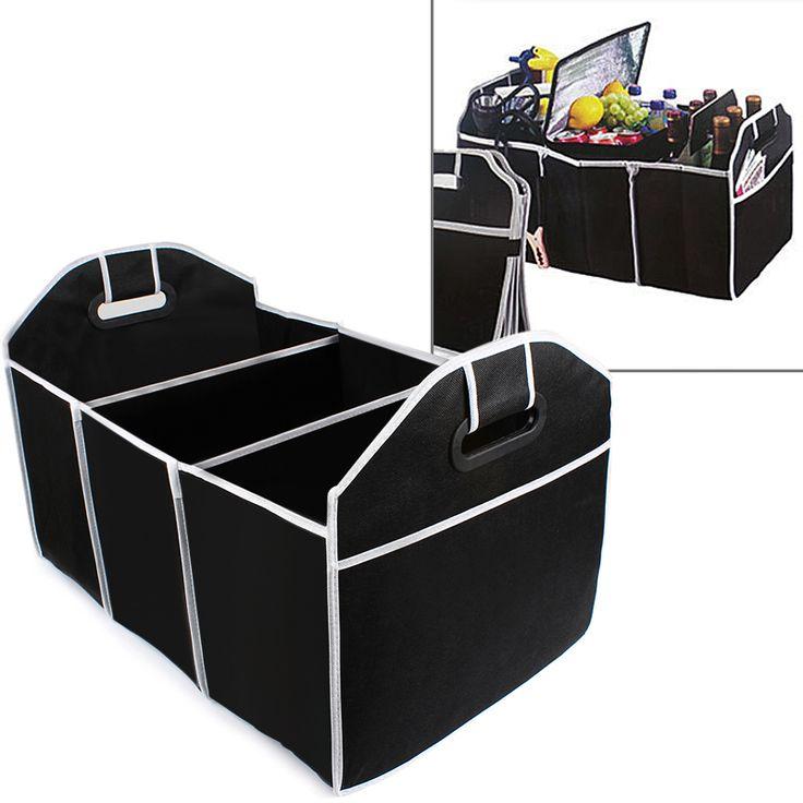 Torby Organizator Bagażnika samochodu Zabawki Samochodów Pojemnik Do Przechowywania Żywności Pole Stylizacji Wnętrza Auto Akcesoria Ogrodnicze Produkty # EA10405 Biegów