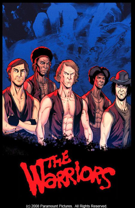 The Warriors, Comics Artes