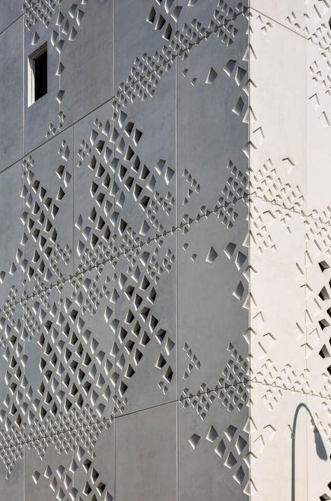 Aplicaciones arquitectónicas del GRC: productos y ...