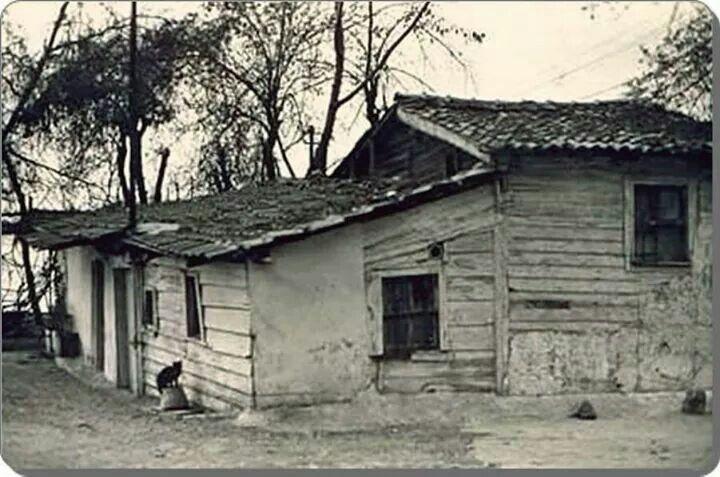 1950 ler köhne bir ev Kalamış Istanbul
