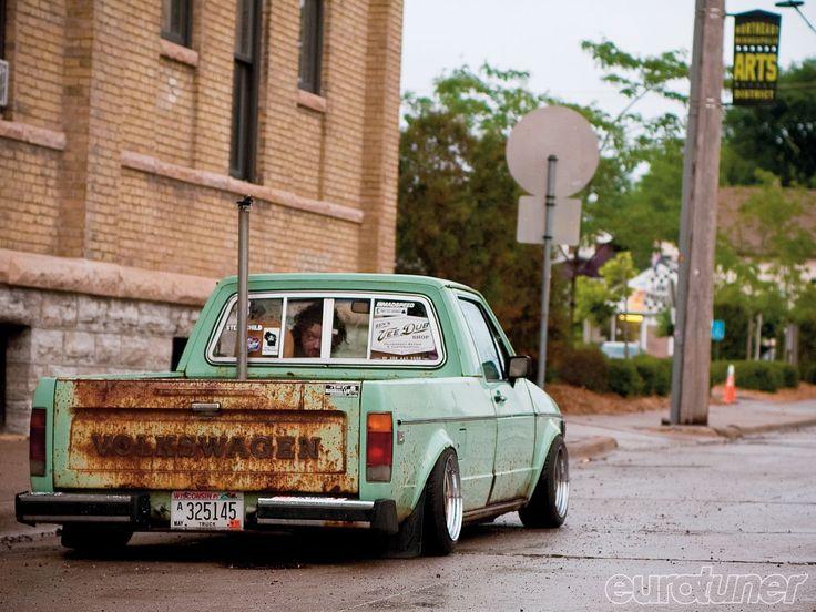 rat cars are nice too  vw rat caddy SONHO SONHO se liga man