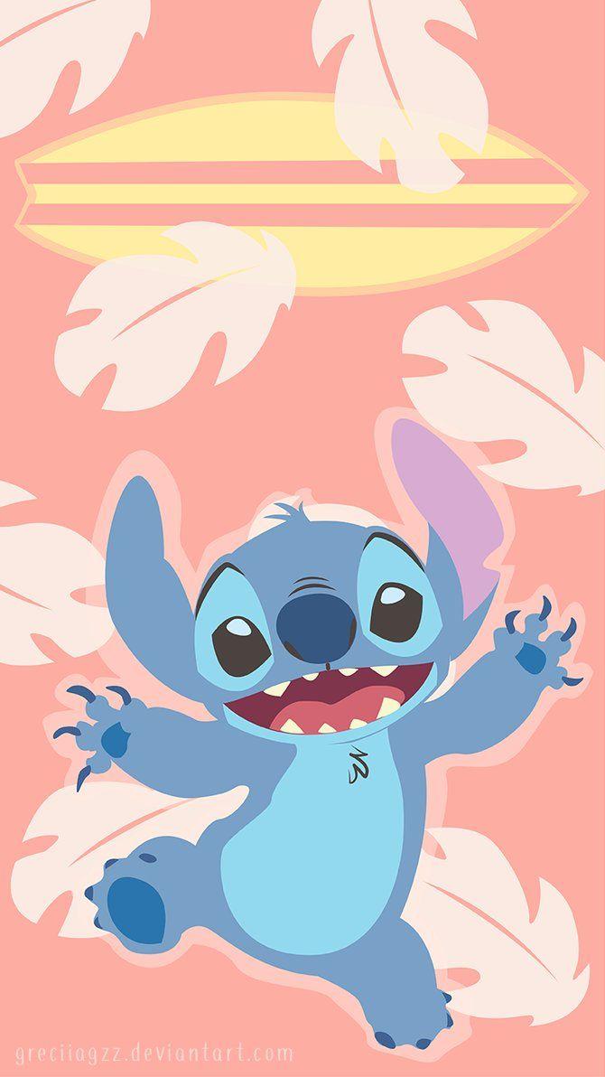 Phone Background Stitch By Https Www Deviantart Com Greciiagzz On Deviantart Disney Phone Backgrounds Disney Phone Wallpaper Cute Disney Wallpaper