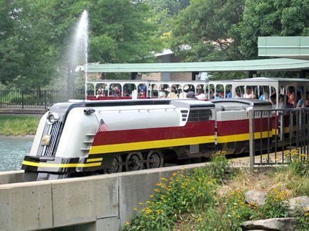 Detroit Zoo Train, Royal Oak, MI