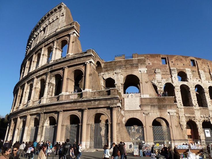 The Colosseum is a wonder of the world and with some foreplanning and tickets one can get tours of the underground and third tier portions.  www.traveladept.com