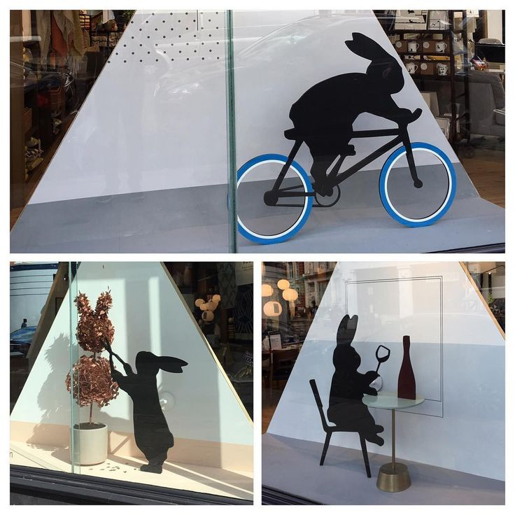 west elm | london. rabbits