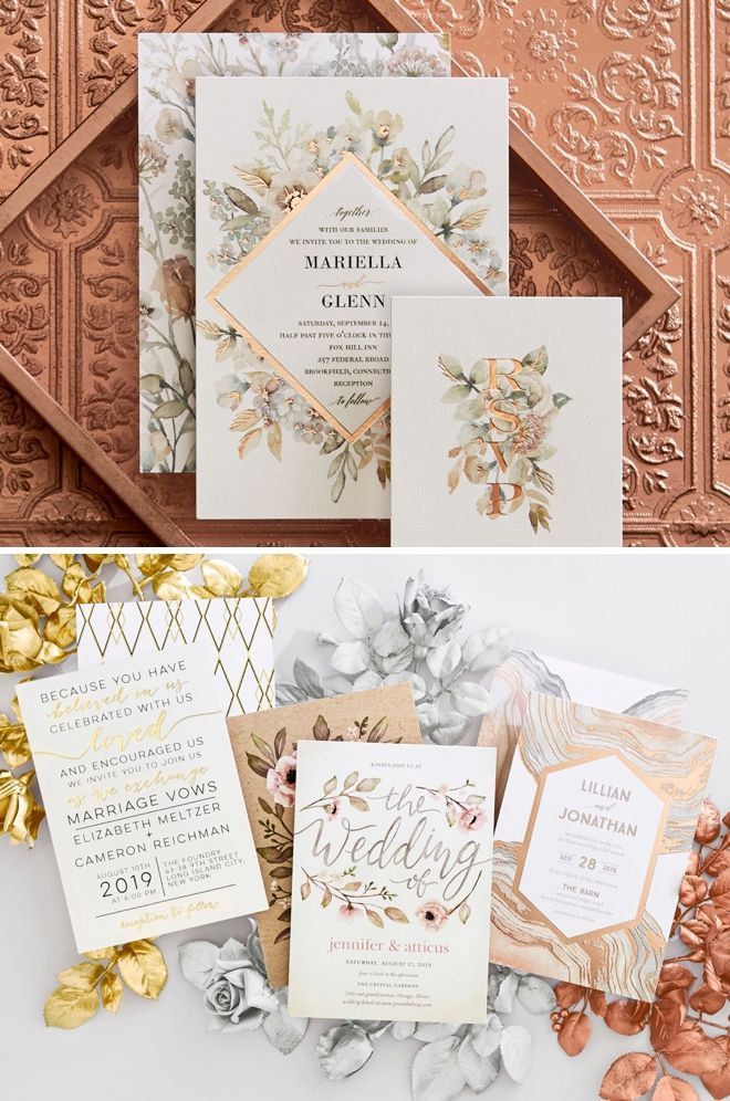 Introducing The Wedding Shop By Shutterfly Stylish Wedding Invitation Affordable Wedding Invitations Wedding Invitations Stationery