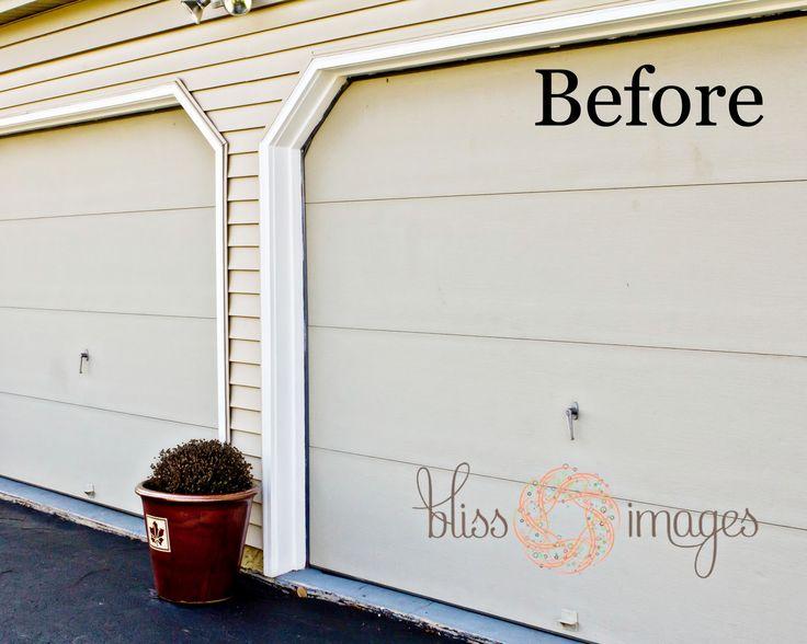 Best 25 garage door update ideas on pinterest garage for Dress up your garage door