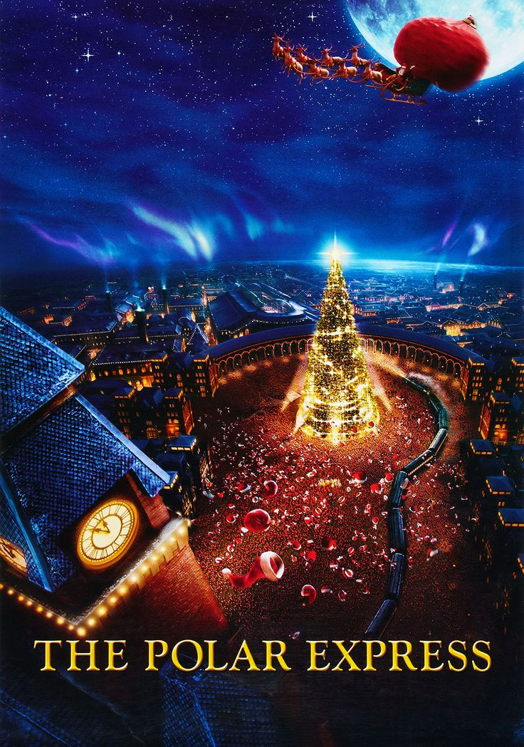 The Polar Express (2004) | Journey Beyond Your Imagination