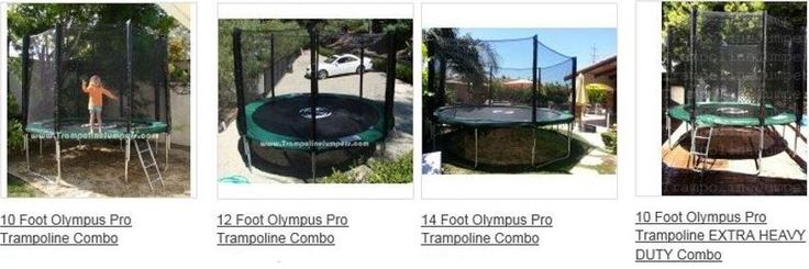 Olympus Pro Trampoline Reviews – Includes cheaper Alternatives