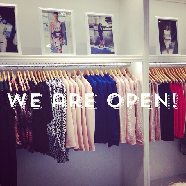 We are open until 14 September 2014