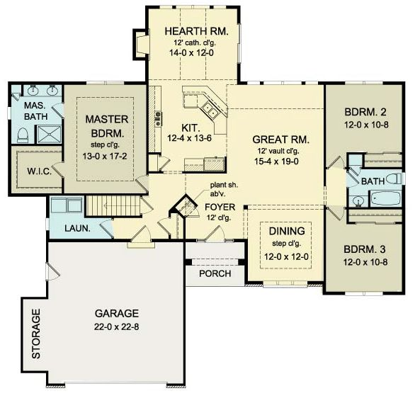 13 Best Images About 1700 1800 Sq Ft House On Pinterest