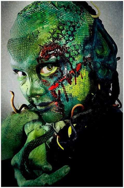 Special Effects - Kohl Makeup Academy