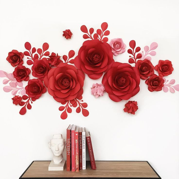 136 отметок «Нравится», 3 комментариев — MIO GALLERY• Paper art studio• (@mio_gallery) в Instagram: «Just a perfect place for real book lovers. This paper flower set is already available in our…»