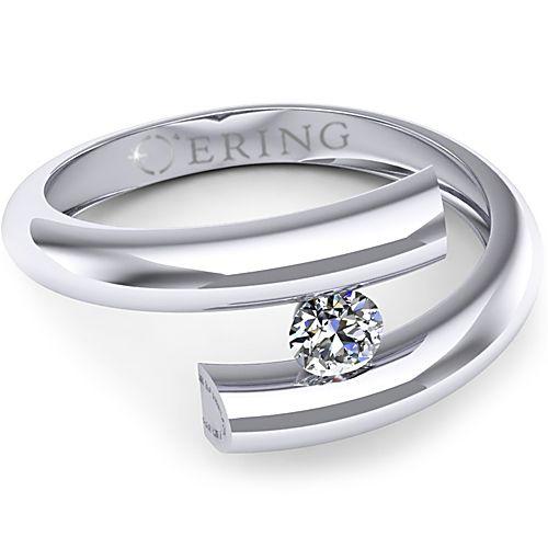 Inel logodna L09ADI inel cu diamant