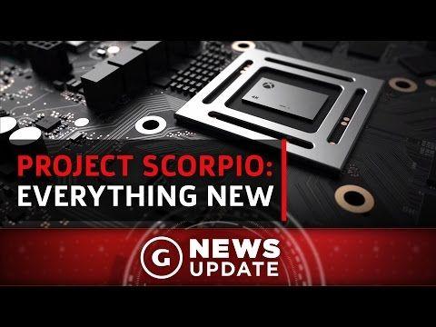 Latest world news: All The Project Scorpio News