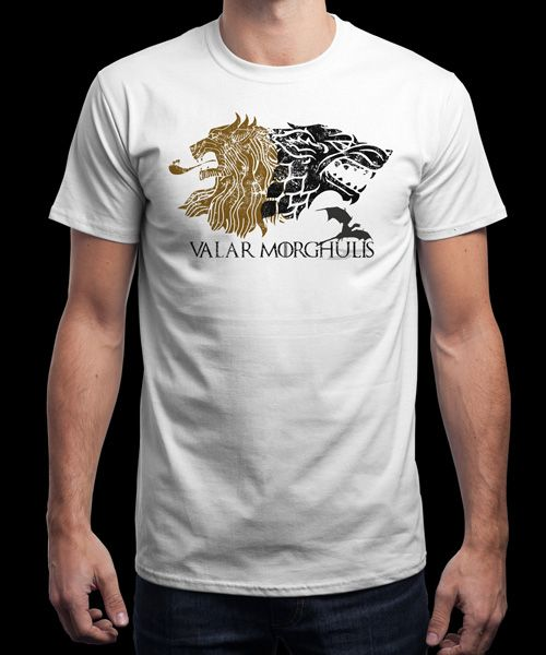 """""""All Men Must Die"""" on today Qwertee : Limited Edition Cheap Daily T Shirts 