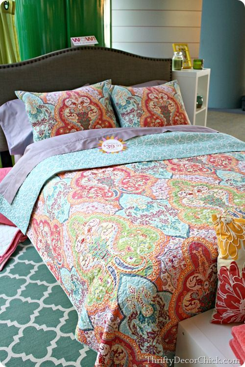 17 best ideas about red comforter on pinterest red - Better homes and gardens comforter sets ...