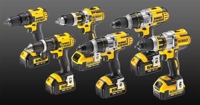 What Dewalt Drill should I buy?
