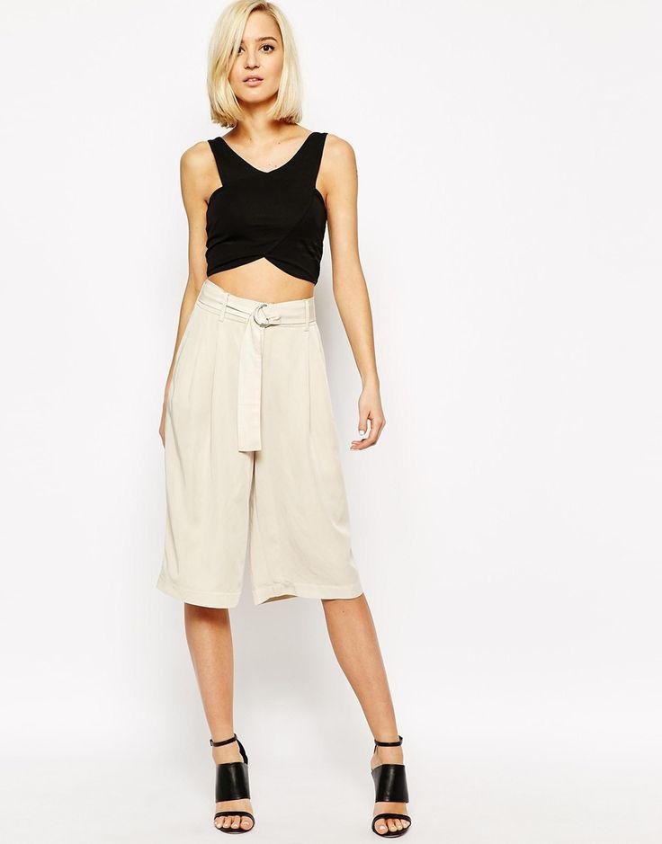 Vero Moda Culotte Pant $67