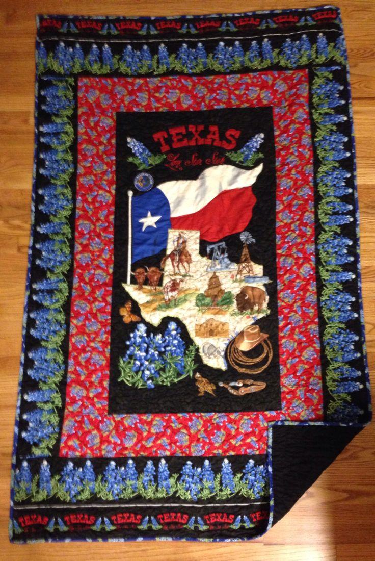 Texas Bluebonnets Texas And Quilt On Pinterest