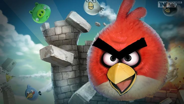 Angry Bird Maker Rovio Signs Deal With Lego
